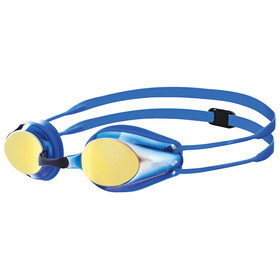 arena Tracks Mirror Goggle Children blue